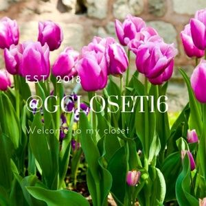 🌷Welcome to gcloset16!🌷
